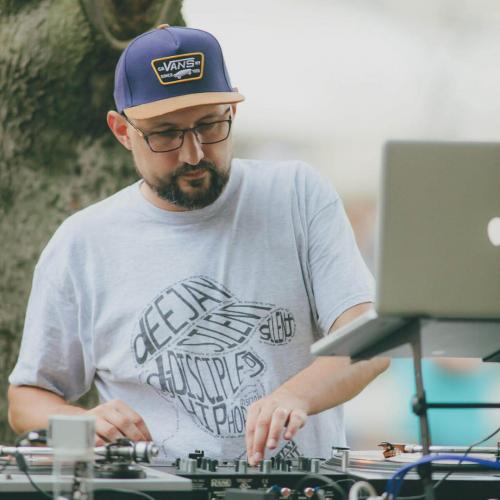 DJ Silent Disciple